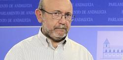 El presidente de la Comisión, Ignacio García | Archivo