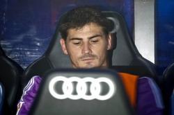 Casillas, suplente en el primer partido de Liga. | EFE