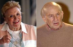 Adolfo Marsillach y Amparo Soler Leal | Archivo