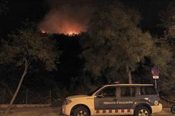 Incendio declarado en Barcelona | EFE