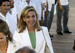 La infanta Cristina | Cordon Press