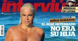 Leticia Sabater, en 'Interviú' | interviu.es