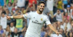 Isco celebra un gol con el Real Madrid. | Archivo