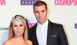 Iván Helguera y su esposa | Cordon Press