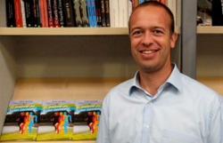 Javier Serrano, autor del libro 'El manual del buen corredor'. | Foto: esferalibros.com