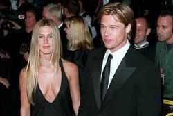 Aniston y Pitt, en una imagen del 2000 | Cordon Press