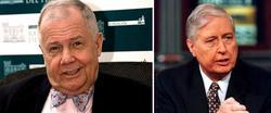 Jim Rogers y Harry Browne, dos grandes inversores | Agencias