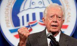 Jimmy Carter, expresidente de EEUU | EFE