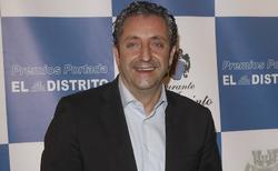 Pedrerol comenzará en otoño a presentar Jugones. | Cordon Press