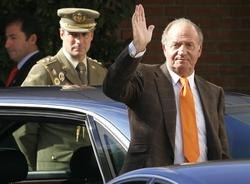 Don Juan Carlos | Cordon Press