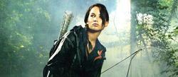 Jennifer Lawrence protagoniza Los juegos del hambre