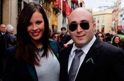 Jessica Buena y Kiko Rivera