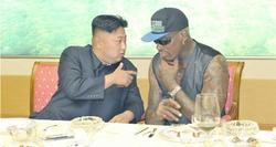 Kim Jong-un y Rodman, en su último encuentro | Efe