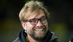 Jürgen Klopp, técnico del Borussia Dortmund.   Cordon Press