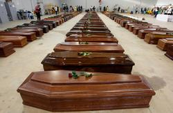 366 inmigrantes perdieron la vida en el naufragio | Cordon Press