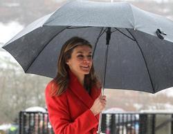 La Princesa y su ajustado abrigo | Cordon Press