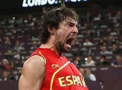 Sergio Llull confía en el triunfo de la Selección Española en el Eurobasket.    Archivo