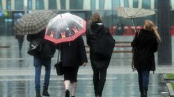 La lluvia puede ser protagonista este fin de semana | Archivo