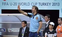 Julen Lopetegui, seleccionador de España sub\'20. | EFE