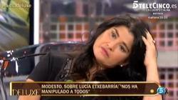 Lucía Etxebarría | Imagen de Telecinco