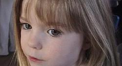 La pequeña Madeleine en el momento de su desaparición | Archivo