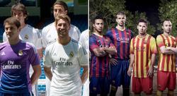 Emirates y Qatar Airways, patrocinadores de Real Madrid y FC Barcelona.