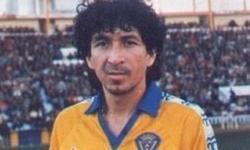 Mágico González, durante su etapa en el Cádiz