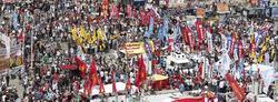 Manifestación en Turquía | EFE