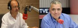 'Manolo HH' y Juan Ramón Lucas