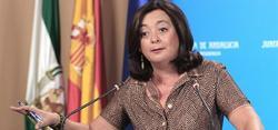 Mar Moreno, consejera de Educación en Andalucía | EFE