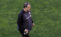 Marcelo Bielsa no continuará el año próximo en el Athletic. | EFE