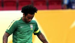 Marcelo, internacional brasileño. | Cordon Press