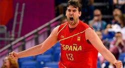 Marc Gasol con España. | Archivo