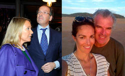 Marina Castaño y Adriana Abascal, casadas   Cordon Press/Twitter