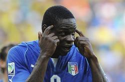 Mario Balotelli, jugador de la selección italiana. | EFE