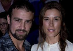 Mario Biondo y Raquel Sánchez Silva | Archivo