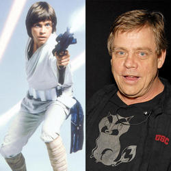 Mark Hamill, el famoso Luke Skywalker