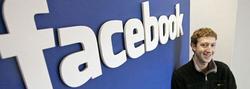 Mark Zuckerberg, fundador de Facebook | Archivo