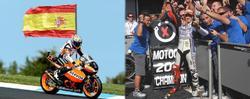 Marc Marquez y Jorge Lorenzo coronan el motociclismo español en Australia | EFE