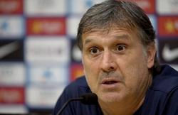 Tata Martino, en rueda de prensa. | EFE