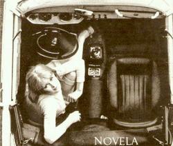 Imagen de Maspons para la portada de la novela 'Últimas tardes con Teresa',