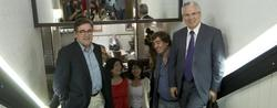 Juan Torres, Garzón y otros firmantes | EFE