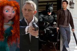 Las mejores películas de 2012.