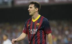 Leo Messi está en su peor versión desde 2011. | EFE