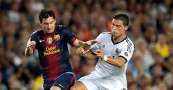 Messi y Cristiano Ronaldo, en un duelo la pasada temporada. | Archivo