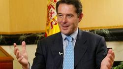 José María Michavila, exministro de Justicia, en una imagen de archivo | EFE