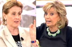Mercedes Milá y Maria Teresa Campos | Foto TV