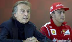 Luca Cordero di Montezemolo (i), junto a Fernando Alonso. | Cordon Press