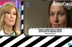 Rosa Benito y Raquel Moragues | Telecinco