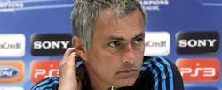 José Mourinho, en la rueda previa al partido ante el CSKA. | EFE
